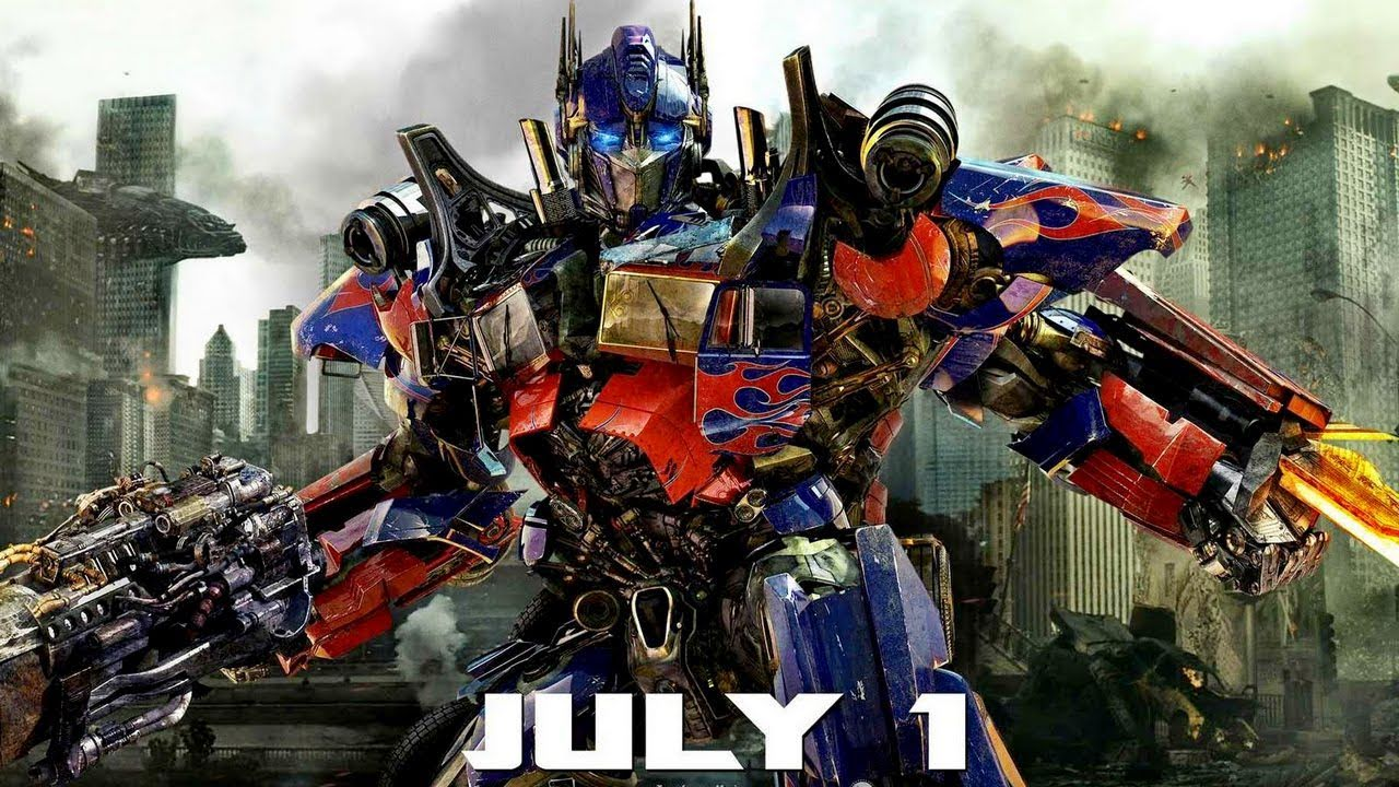 transformers 3: dark of the moon - official movie launch trailer #3