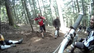 Crash & Burn: a compilation of our mountain bike crunches.