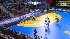 Deutschland - Ungarn  Handball WM 2017