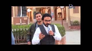 حلم شعبXصورة رئيس| يرصد رأى الأقباط فى حادث تفجير