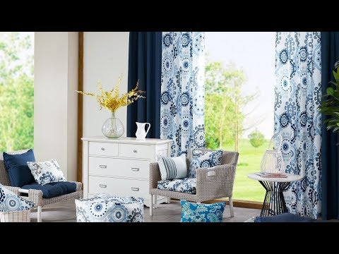 Medallion Curtains to Decorate Your Home