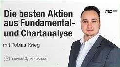 ValuePlus – Die besten Aktien aus Fundamental  und Chartanalyse | Webinar 15.04.2020 Tobias Krieg