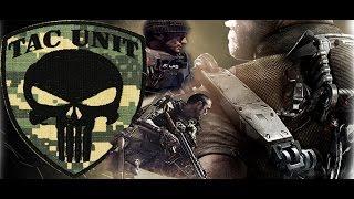 COD: Advanced Warefare - The TAC Unit Survival Role-Play
