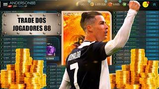 FIFA MOBILE 2020 - Trade Elite: GER 80 (15.000/jogador)