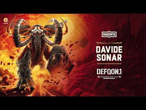 The Colors of Defqon.1 2018 | MAGENTA mix by Davide Sonar