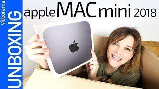 Apple Mac mini 2018 unboxing y desmontaje -la LOCURA de Cupertino-