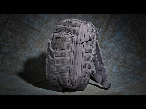 5.11 Rush MOAB 10 DoubleTap Sling Bag Review