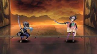 [HD] [Wii] Muramasa: The Demon Blade [Kisuke] - Final Boss 2: Momohime Jinkuro