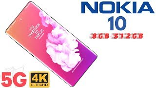 Nokia 10 With 5G Network Is Finally Here - THE FUTURE IS HERE!!!