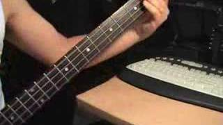 Duran Duran - Last Chance on the Stairway - bass lesson