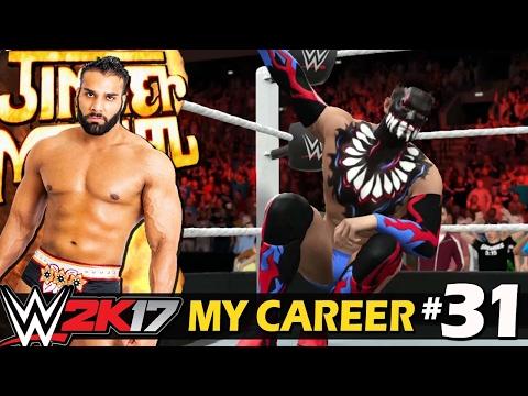 "WWE 2K17 My Career Hindi #31 ""Demon King"" - Rise Of Jinder Mahal (PS4 Gameplay)"