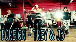 FOREIGN (Remix) - @TreySongz ft @JustinBieber Dance Video | @MattSteffanina Choreography