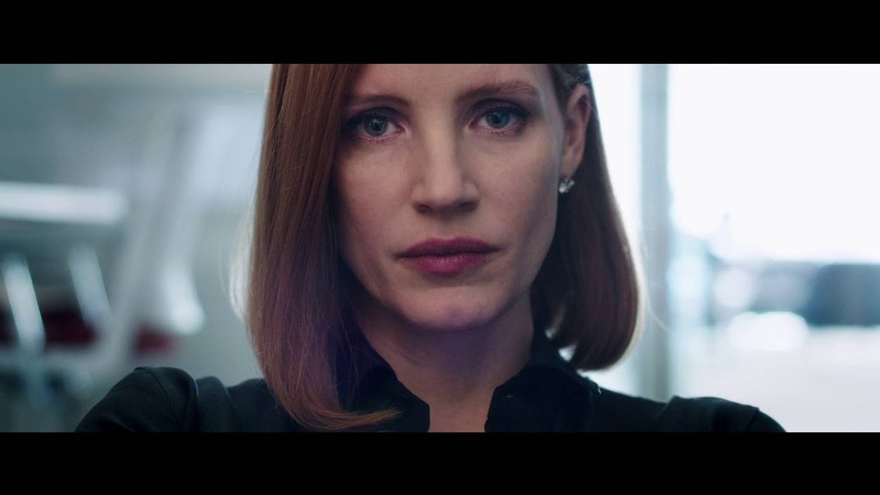 Download 'Miss Sloane' (2016) Official Trailer | Jessica Chastain