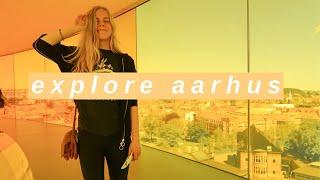 Exploring Aarhus, Denmark (Travel Vlog)