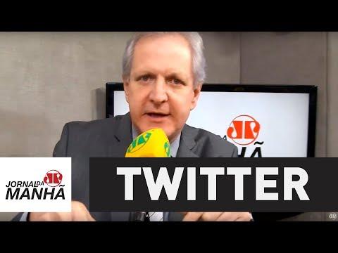 Pessoal deste Governo tem certa dificuldade com Twitter | Augusto Nunes