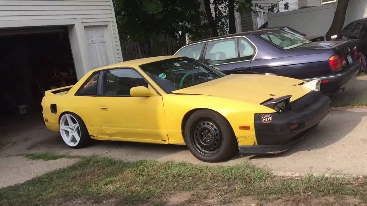I Bought A Drift Car 1989 Nissan 240sx S13 Coup 233 Youtube