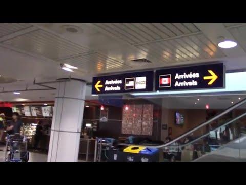 Montréal - Pierre Elliot Trudeau International Airport | Tu Connais Tu Média