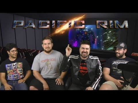 Pacific Rim Angry Review [No Spoilers]