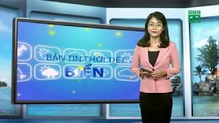 VTC14 | Thời tiết biển 18/06/2018 | Các tàu thuyền nên hạn chế ra khơi trong những ngày này