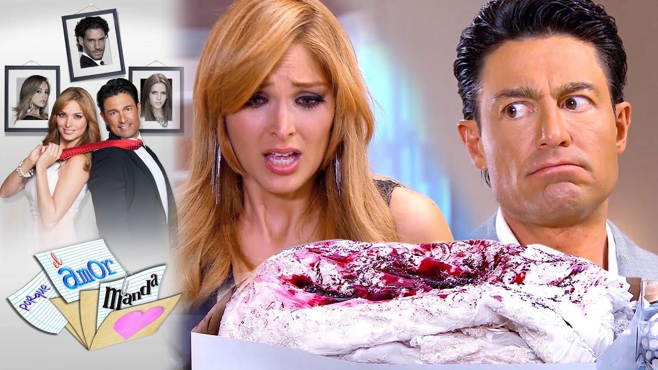 Download Porque el amor manda - Capítulo 90: ¡Verónica amenaza a Alma! | Tlnovelas