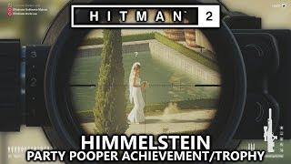 Hitman 2 - Partypooper (Sabotage the wedding) Achievement/Trophy (Himmelstein Sniper) Guide