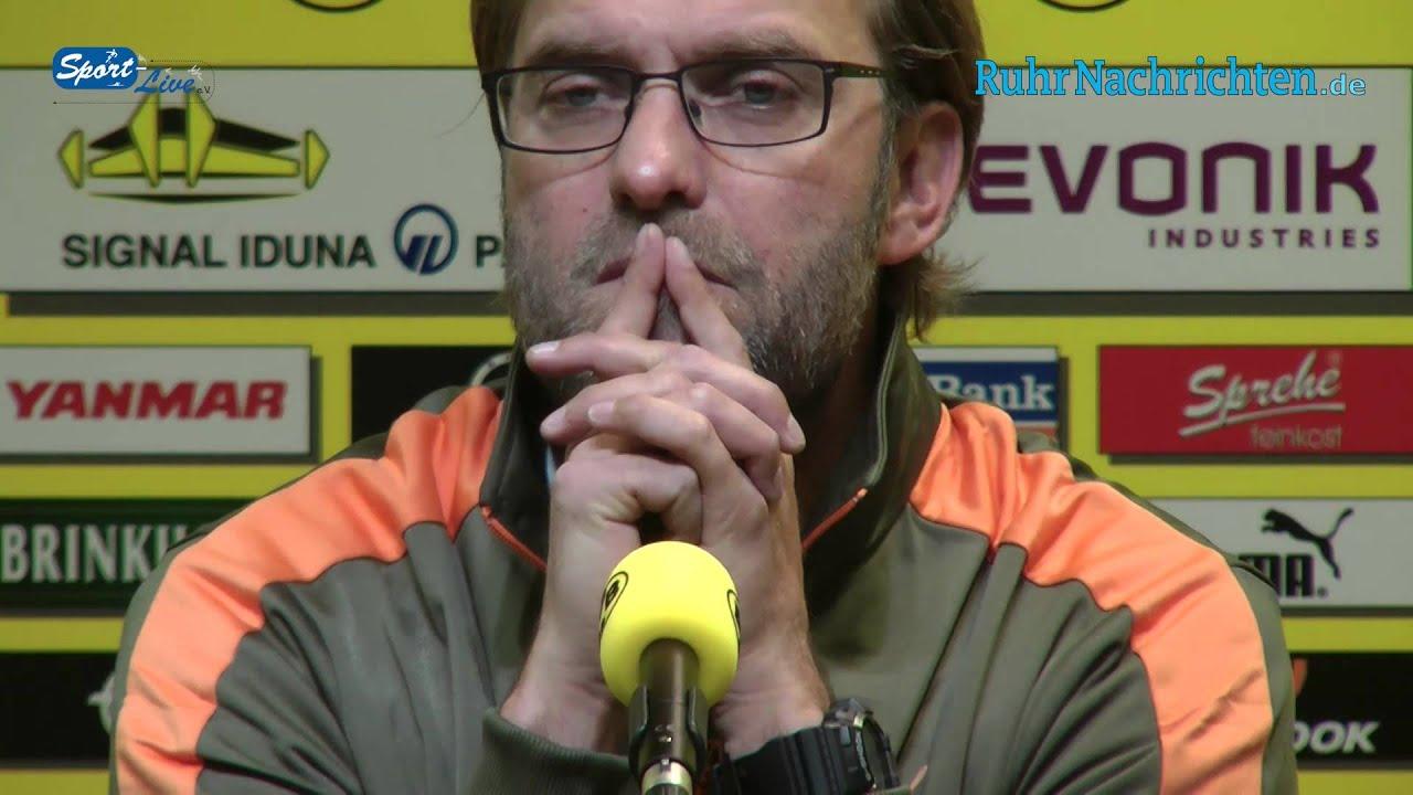 BVB Pressekonferenz vor dem Spiel Hannover 96 gegen Borussia Dortmund vom 05. Oktober 2012