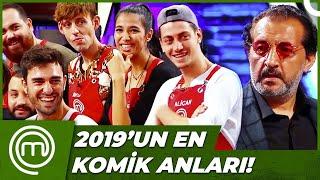 MasterChef Türkiye 2019 En Komik Anlar  MasterChef Türkiye