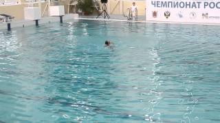 Чемпионат России по синхронному плаванию СПб 2015 год. Девушки 2000 и старше Соло