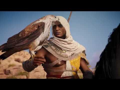 『アサシン クリード オリジンズ』E3 2017 ワールドプレミア・ゲームプレイトレーラー
