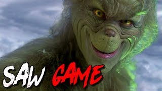 QUEM É O MAIS MALVADO? (GRINCH SAW GAME)