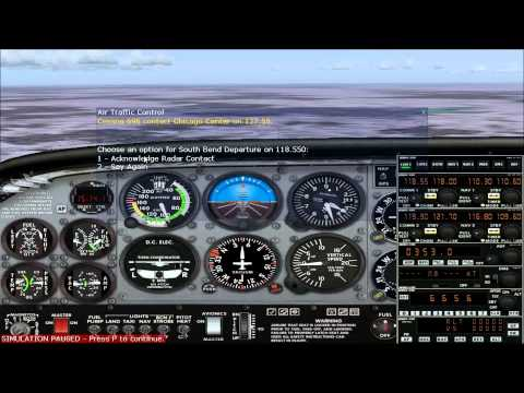 Flight Simulator Lesson 6: Air Traffic Control (Part 2 of 2)