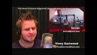 occult knowledge of the universe revealed sevan bomar the vinny eastwood show 05 23 13