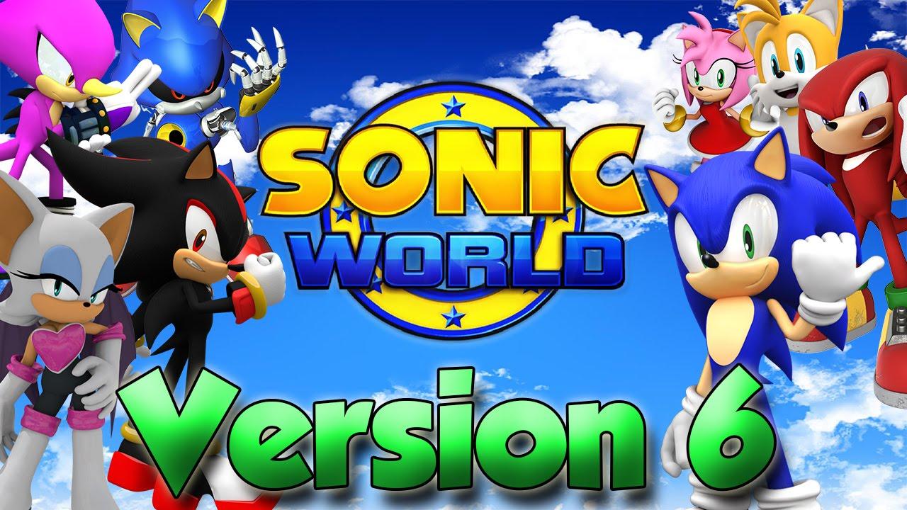 sonic world dx download