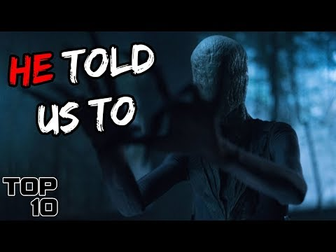 Top 10 Famous Urban Legends That Came To Life