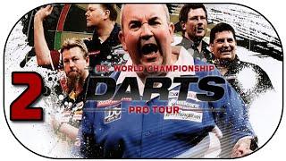 PDC World Championship Darts 2008 #2 ★ [Deutsch] Let's Play PDC World Championship Darts 2008