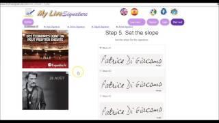 Outil Internet 07 - Créer sa propre signature