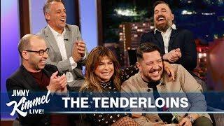 The Tenderloins on Pranking Each Other + Paula Abdul Surprise!