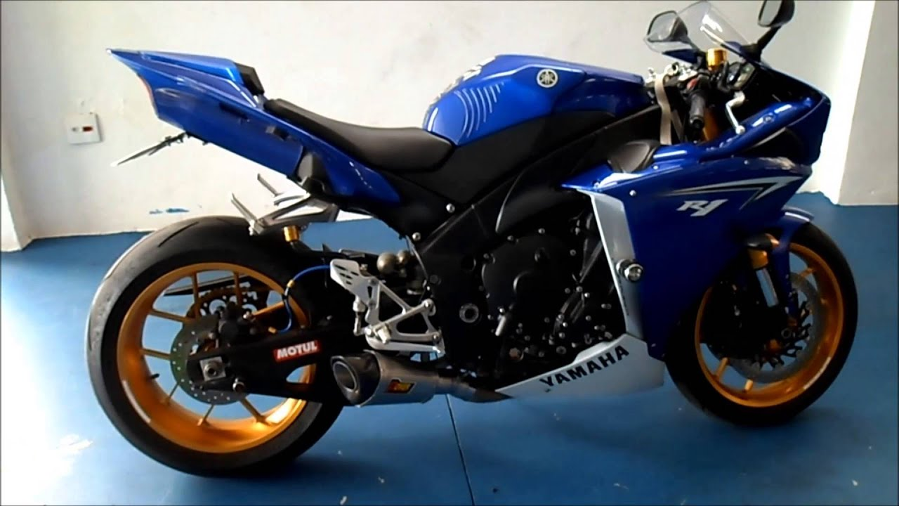 More Power From Yamaha R