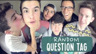 RANDOM QUESTION TAG! Thumbnail