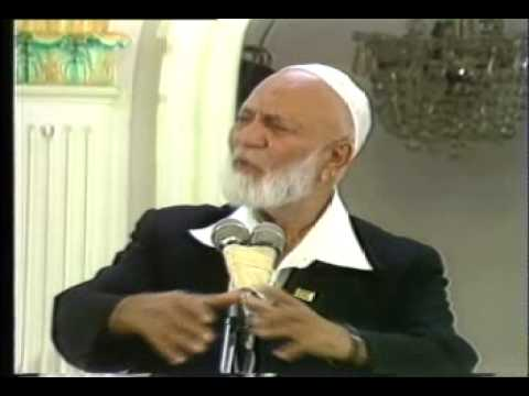Justice and Equality (Sheikh Ahmed Deedat)