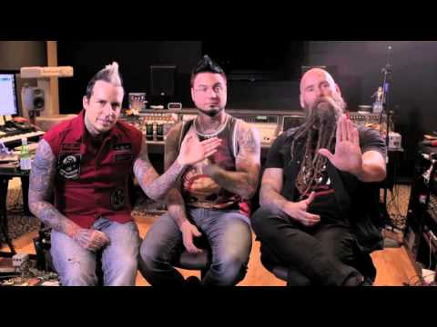 Five Finger Death Punch Talk