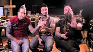 "Five Finger Death Punch Talk ""Digging My Own Grave"" from"