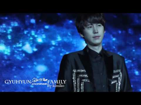 【Fancam】121028 Zhenjiang Music Festival 2012 - At Least I Still Have You (Kyuhyun Focus)