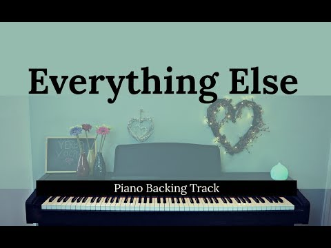 Everything Else: NEXT TO NORMAL (Piano accompaniment / Backing / Karaoke track)