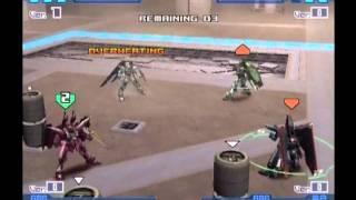 Gundam Battle Assault 3 | Mission Mode 12 | Mendel