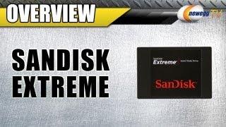 newegg TV: SanDisk Extreme 120GB SSD