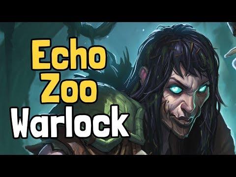 Echo Zoo Warlock by Jambre - Deck Spotlight - Hearthstone