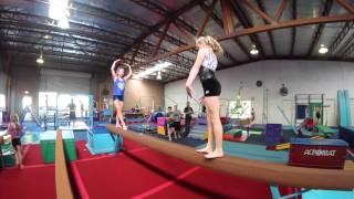 Gymnastics Training- Saturday Girls