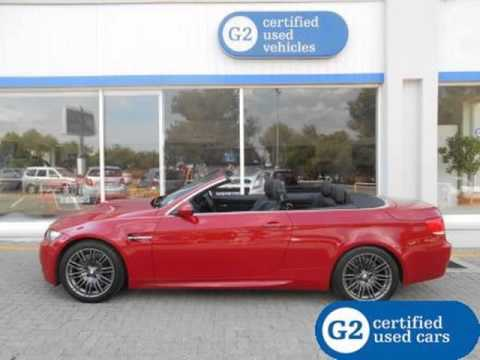 2009 BMW M3 M3 Convertible Auto For Sale On Auto Trader South
