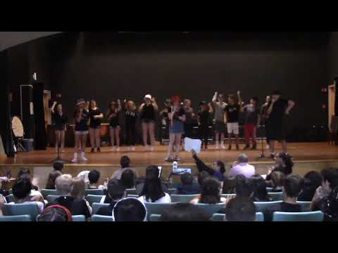 Stacy Middle School Rap Off   2019